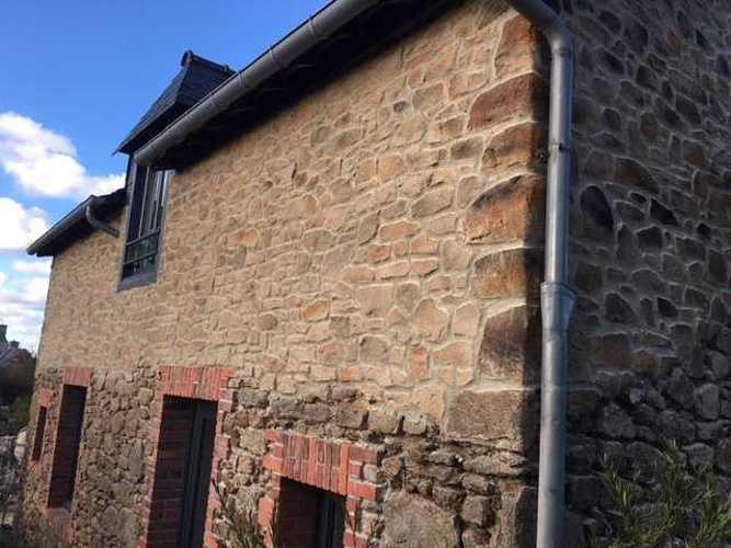 Enduit extérieur fausse pierre et jointoiement de pierre img2124
