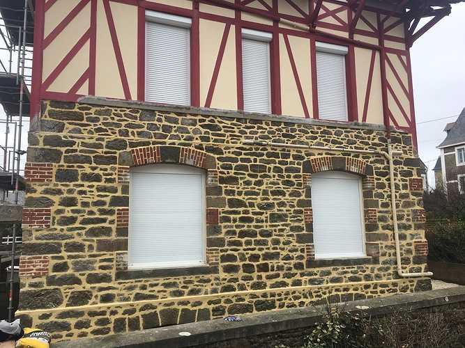 Rénovation maison : joints à la chaux - Saint Malo img1512