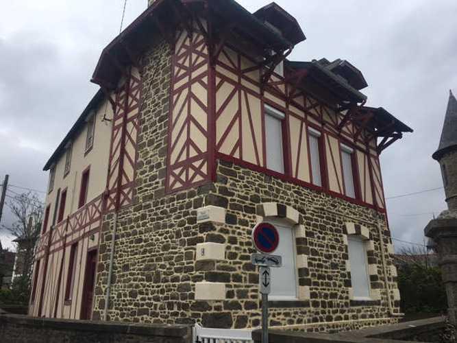 Rénovation maison : joints à la chaux - Saint Malo unnamed
