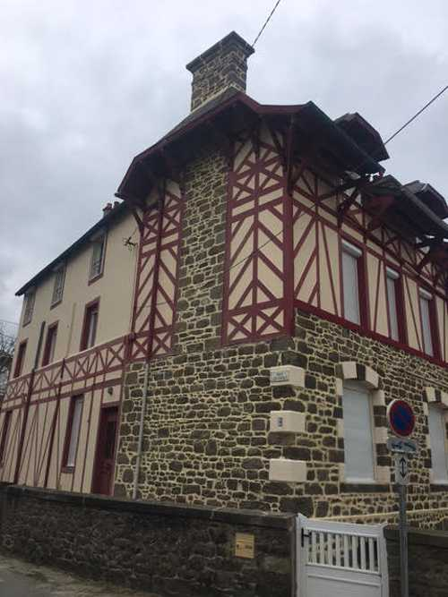 Rénovation maison : joints à la chaux - Saint Malo 0